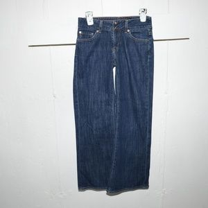 AG Adriano Goldschmied womens jeans size 26 x 27